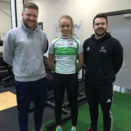 Athletes with physio